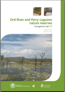 Ord River & Parry Lagoon Plan