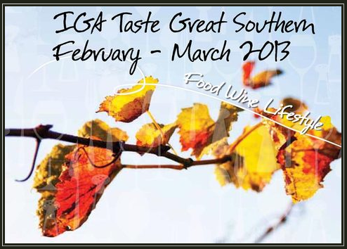 IGA Great Southern banner