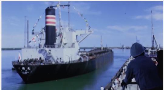 Iron-ore-shipments